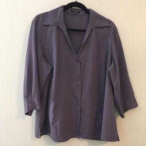 Dark Grey Three-quarter sleeves